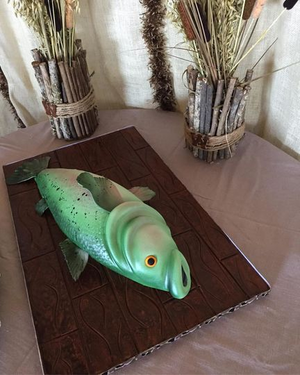 wedding fish