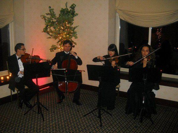 Tmx 1325528896120 QuartetDec.31 Astoria, NY wedding ceremonymusic