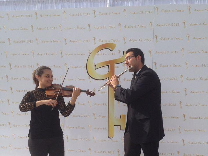 Tmx 1348247727516 ViolinandFlute Astoria, NY wedding ceremonymusic