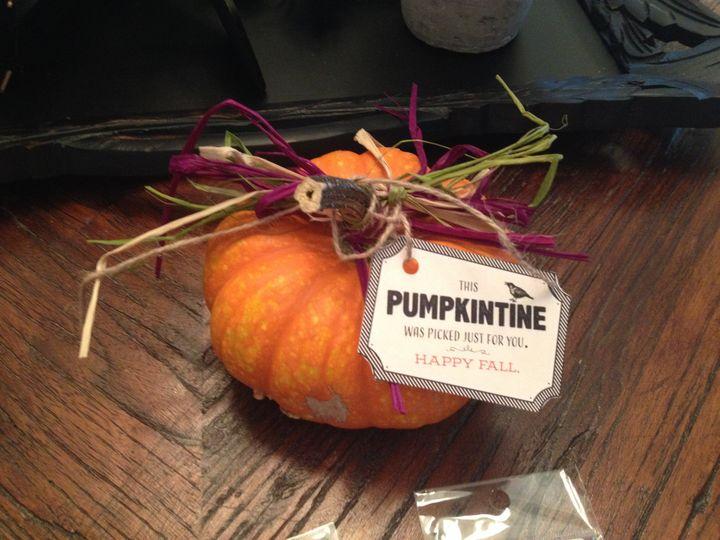 Pumpkintine