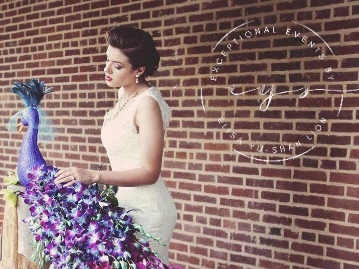 Tmx 1516848495 113ad059c0d26712 1516848493 A698baf5d8232db2 1516848490894 2 Platinum Peacock D Vienna, VA wedding planner