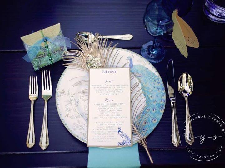 Tmx 1516848495 F92f8c8ad63f79b9 1516848494 113c48304545940d 1516848490895 4 Platinum Peacock D Vienna, VA wedding planner
