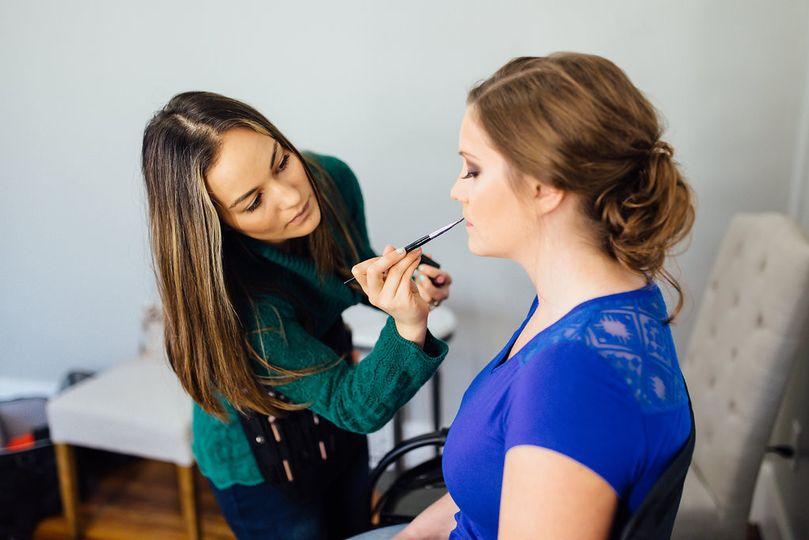 Alissa Walker Makeup