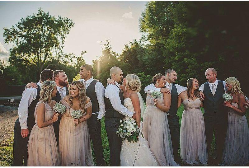 jenna bridal party