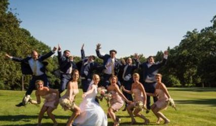 The wedding of Kristen and Mitch
