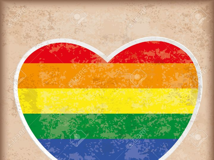 Tmx 1501265016188 41020861 Rainbow Heart On The Vintage Background   Sarasota wedding dj