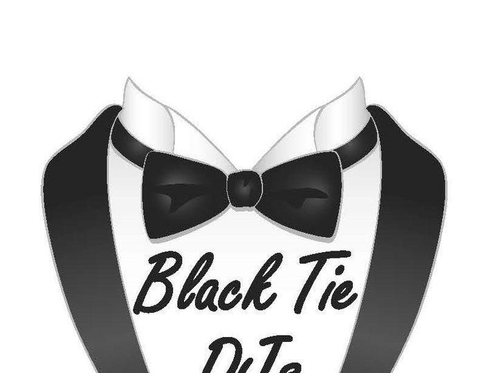 Tmx 1501290554940 Black Tie Logo 1 Sarasota wedding dj