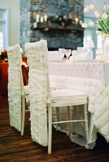 Inspirations for a winter wedding. Photo courtesy of Jen Fariello Photography.