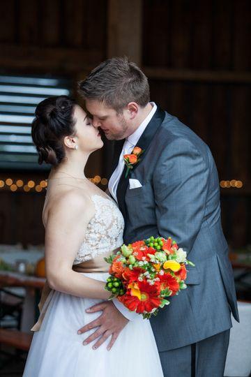 Century Barn Wedding