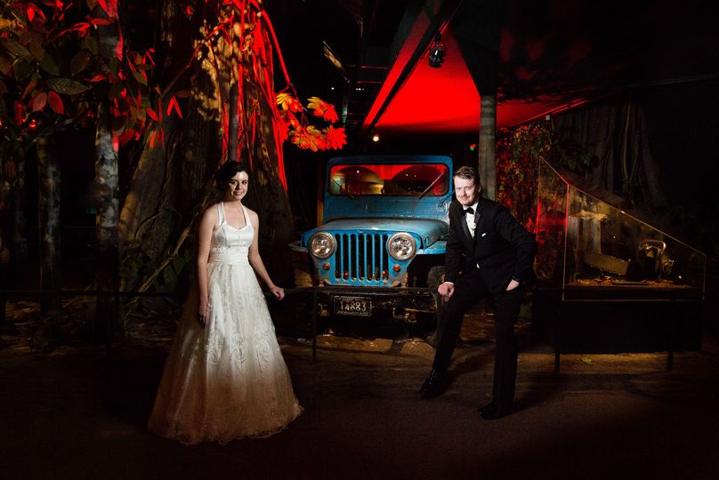 MKE Public Museum Wedding
