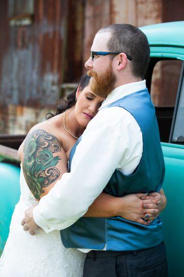 Edgerton Tattooed Bride