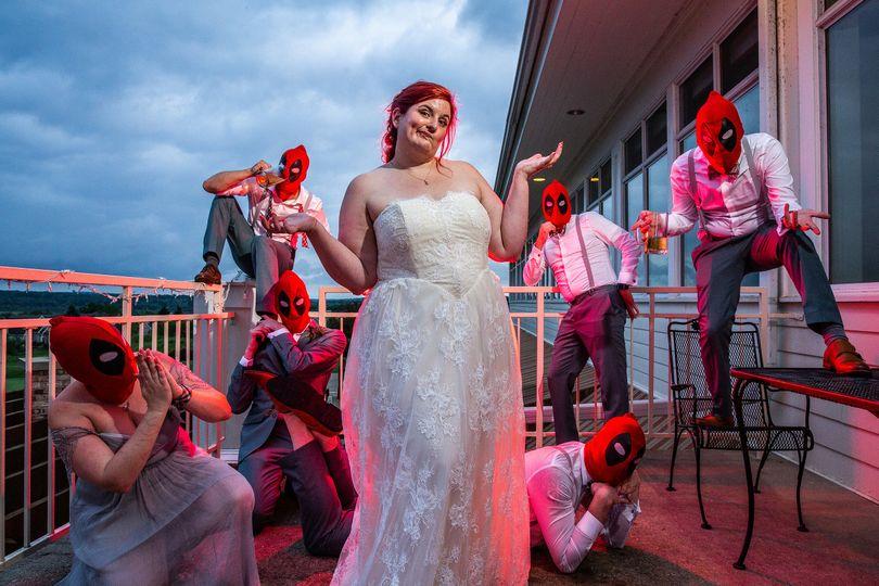 Offbeat Bride Wedding