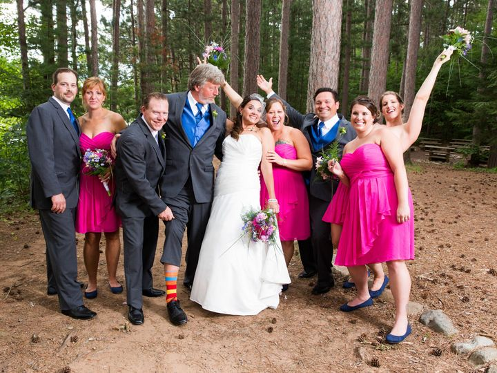 Tmx 1510688846978 Chrisamywedding2016 276 Eagle River, WI wedding photography
