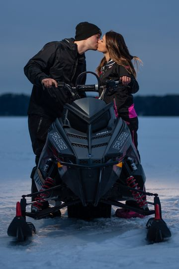 Snowmobile Engagement