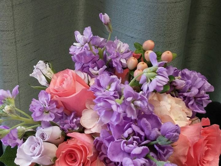 Tmx 1465498726210 Coralwedding Macungie wedding florist