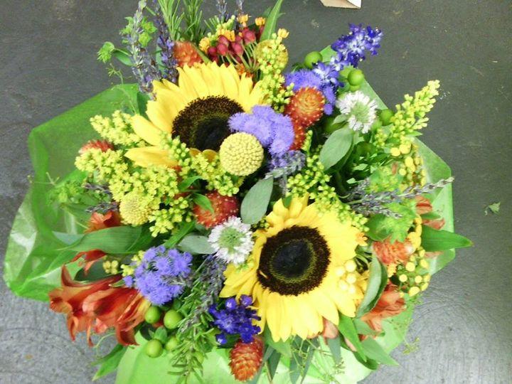 Tmx 1465498755880 Wildflowerwedding Macungie wedding florist