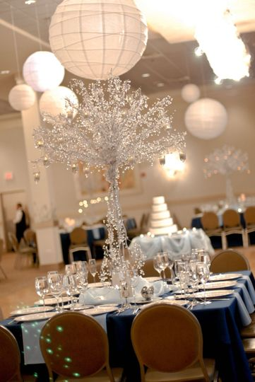 Banquets setting