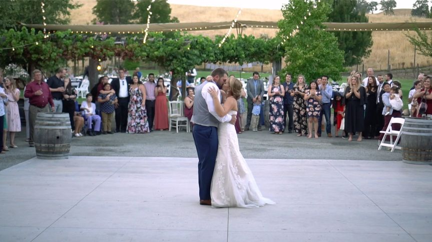 Justin + Haley - First Dance
