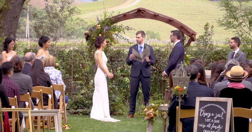 Evelin + Andrea  - Ceremony