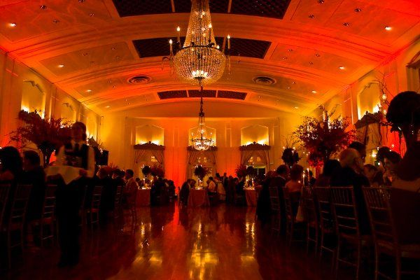Instant Request LED lighting at Lafayette Club
