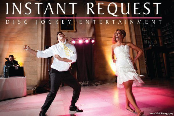 Instant Request DJ Entertainment