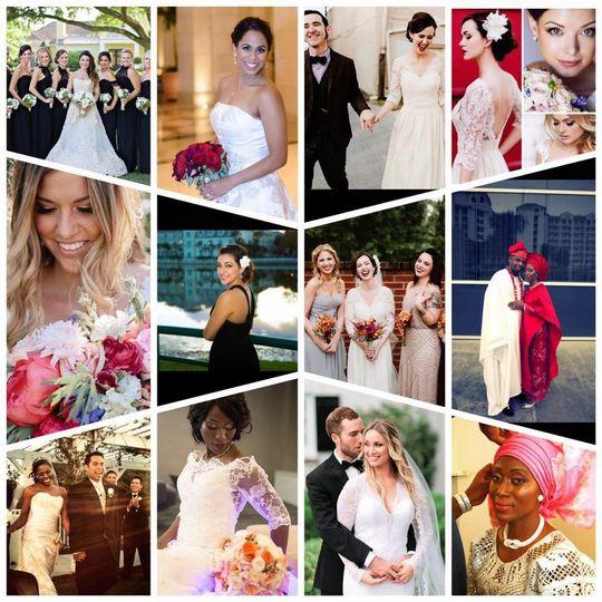 brides pic