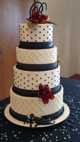 Wedding Cakes Topeka Ks
