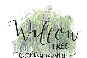 Willow Tree Calligraphy