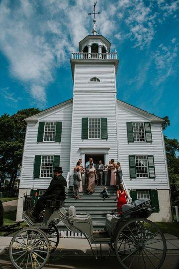 Historic Mission Church