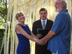 Julie and Weymouth married July 20, 2013