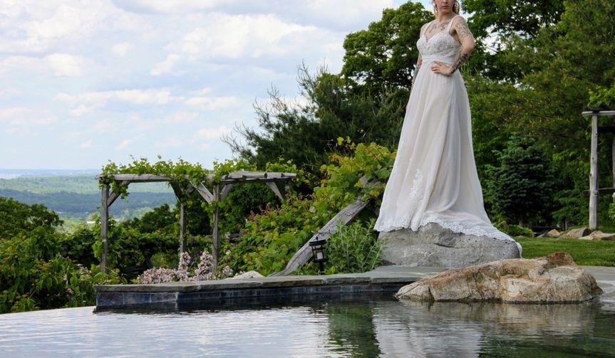fishkill wedding new york bride