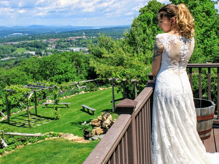 Tmx 1496427179563 Lambs Hill Wedding Venue Mountain Outdoor Event Beacon, NY wedding dress