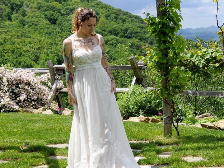 Tmx 1496427180929 Lambs Hill Farm Weddings Garnde Barn Farm Beacon, NY wedding dress