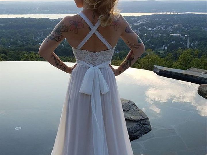 Tmx 1502999004583 Lillian West Gown Style Number 6481 Lambs Hill Bri Beacon, NY wedding dress