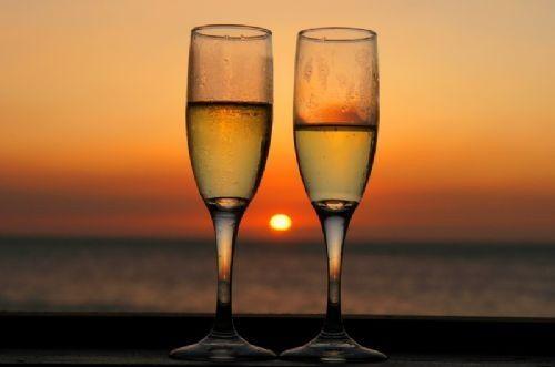 Tmx 1454511247491 Champagne.sunset Waterbury Center wedding travel