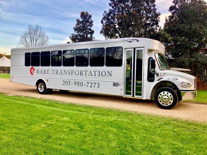 36 Passenger Bus