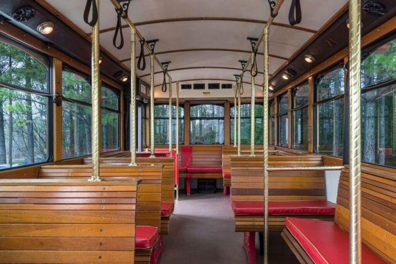 Modern Trolley Inside
