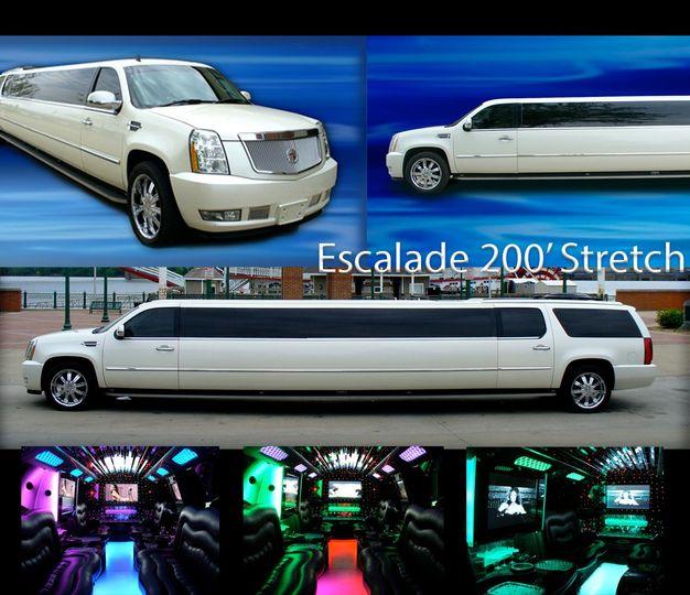 18-20 Passenger SUV