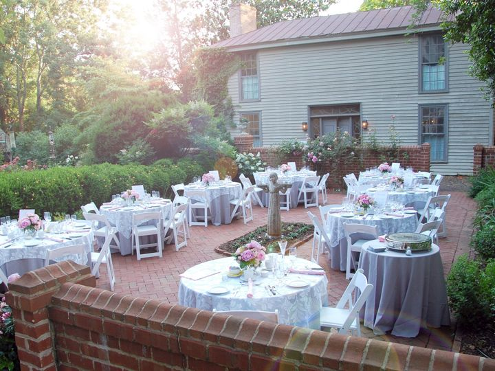 Tmx 1398273326943 Gardenweddingreceptio Richmond wedding rental