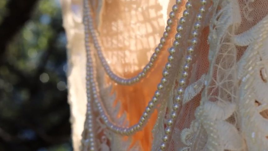 Jewelry close-up