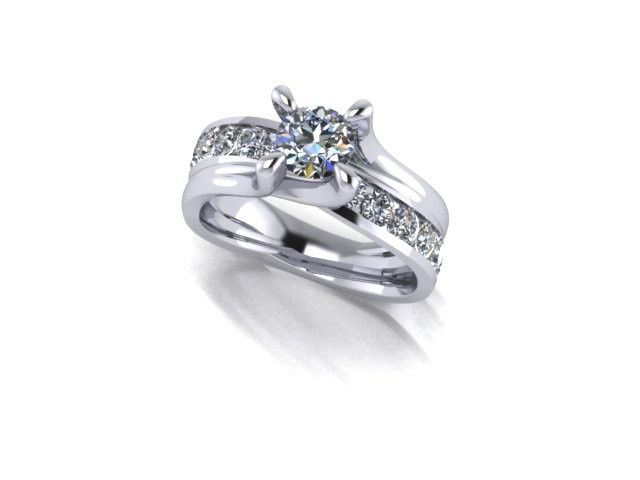 Tmx 1389038513659 Engagement Ring  Webster wedding jewelry