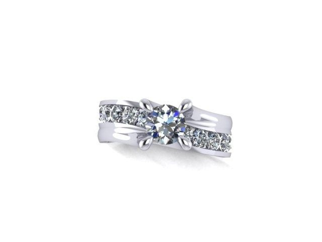 Tmx 1389038515096 Engagement Ring  Webster wedding jewelry