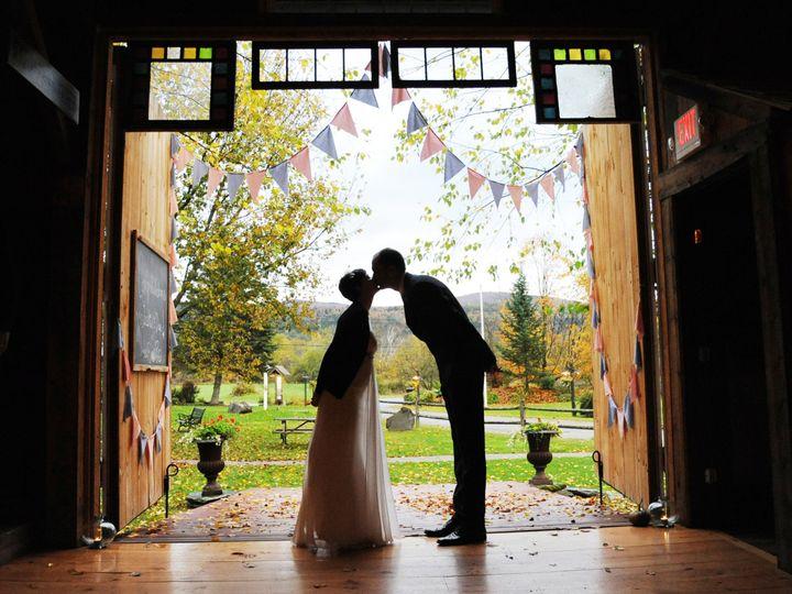 Tmx 1493905305753 12 Bride And Groom   Birke Photography Waitsfield, VT wedding venue