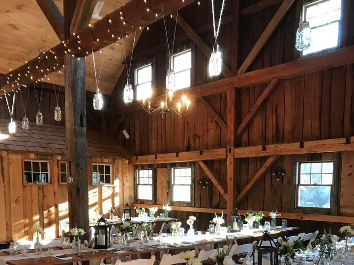 Tmx 1824 House Interior Of Event Barn Set For Dinner 51 191786 157567195343507 Waitsfield, VT wedding venue