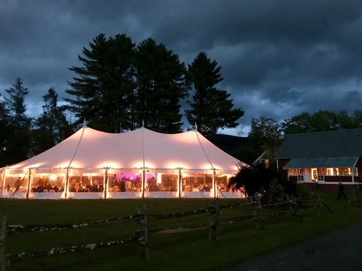 Tmx 1824 House Large Sailcloth Tent 51 191786 159984581259581 Waitsfield, VT wedding venue