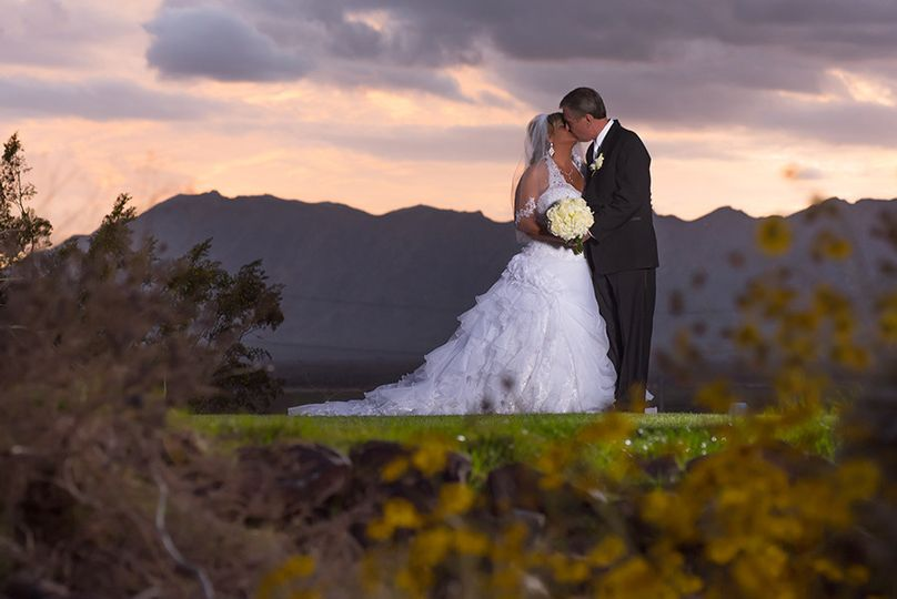 arizona sunset weddings cwlife