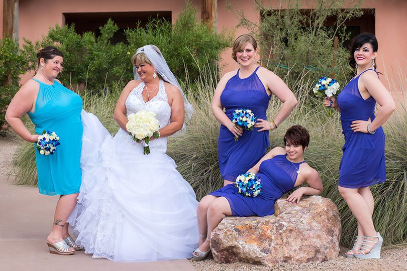 bridal party arizona cwlife