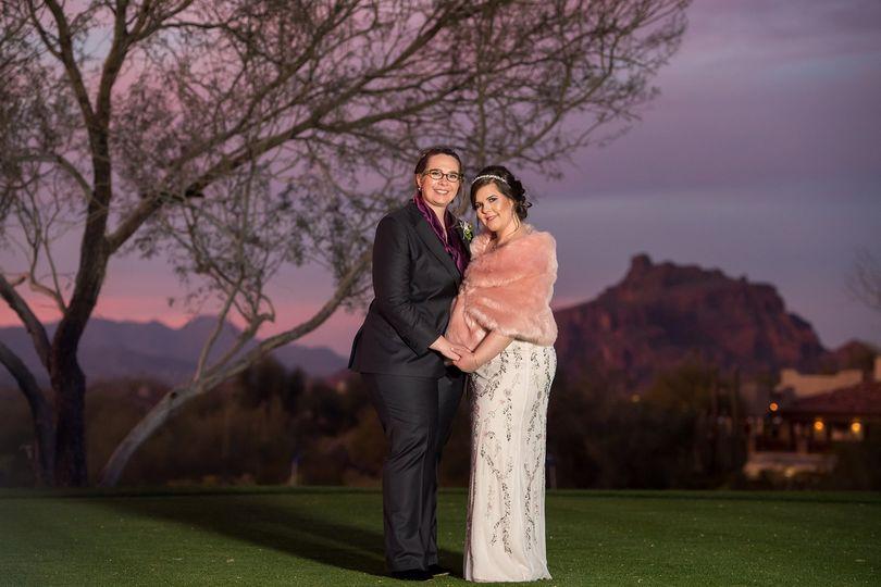 Las Sendas Wedding