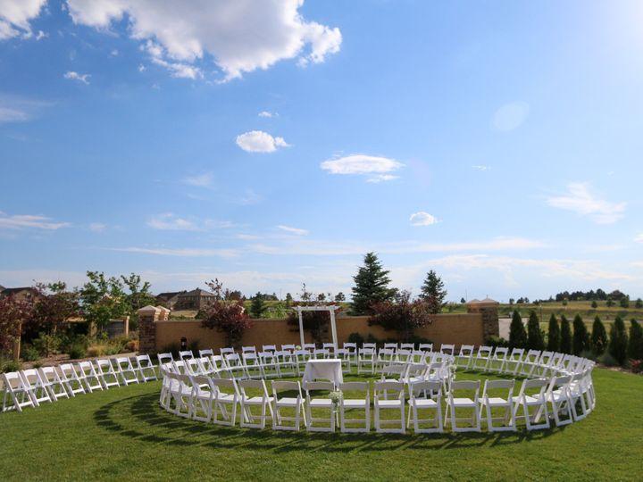 Tmx 1425076004196 Circular Ceremony Set Up Aurora, CO wedding venue