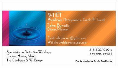 Tmx 1191083772046 Frontofbusinesscard North Hills wedding travel